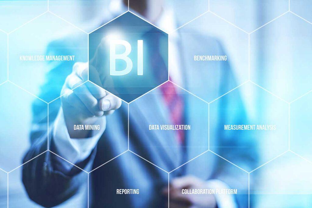 Herramientas de inteligencia empresarial